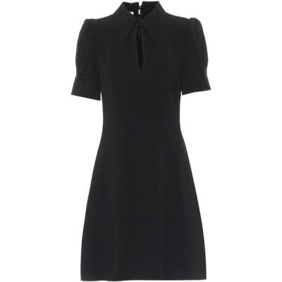 ステラ マッカートニー Stella McCartney レディース パーティードレス ワンピース・ドレス Blair keyhole cady minidress Black