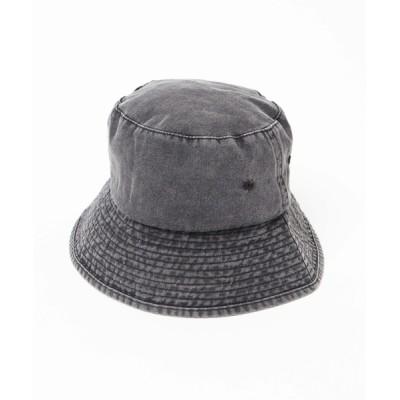 WEGO / WEGO/ピグメントバケットハット WOMEN 帽子 > ハット