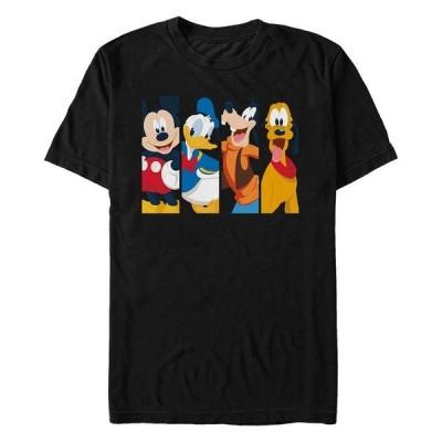 フィフスサン Tシャツ トップス メンズ Men's Bro Time Short Sleeve T-Shirt Black