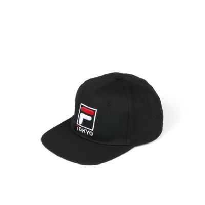 FILA / 【FILA HERITAGE】FILA TOKYO SB CAP MEN 帽子 > キャップ