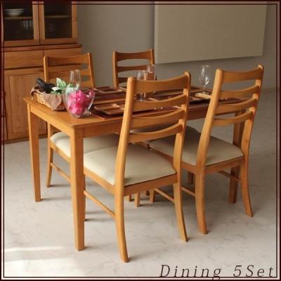 ダイニングテーブルセット 4人掛け 4人用 シンプル 人気