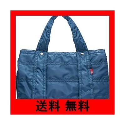 (ララゲン)lalagen トートバッグ レディース 軽量 軽い 大容量 A4 a4 巾着付き Mサイズ 旅行バッグ ジムバッグ ナイロン ナイロン