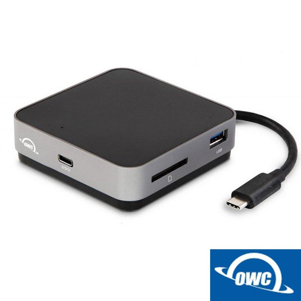 OWC- USB-C TRAVEL DOCK 隨身 USB-C 多功能擴充座