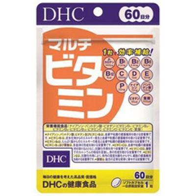 DHC マルチビタミン 60日用 60粒