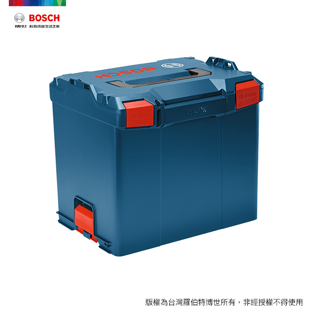 Bosch 新型系統工具箱 L-BOXX 374