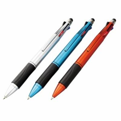 タッチペン付4色ボールペン1P (SC-1606) 単品 ※色指定不可
