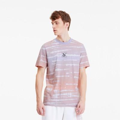 タイダイ AOP Tシャツ 半袖