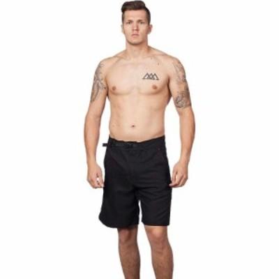 レベルシックス Level Six メンズ ショートパンツ ボトムス・パンツ Canyon Guide Expedtion Weight Short Black