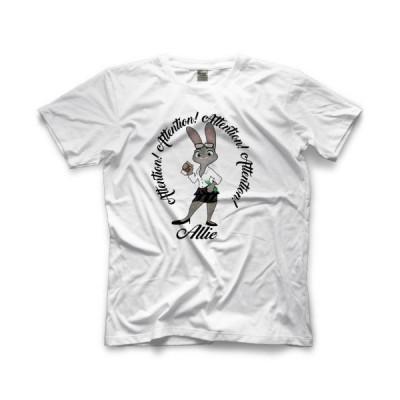アリー(チェリーボム) Tシャツ「ALLIE Allie Tシャツ」米直輸入品 アメリカ女子プロレスラーTシャツ