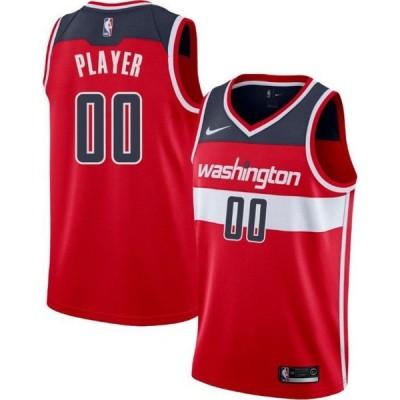 ナイキ Nike メンズ トップス ドライフィット Full Roster Washington Wizards Red Dri-FIT Swingman Jersey