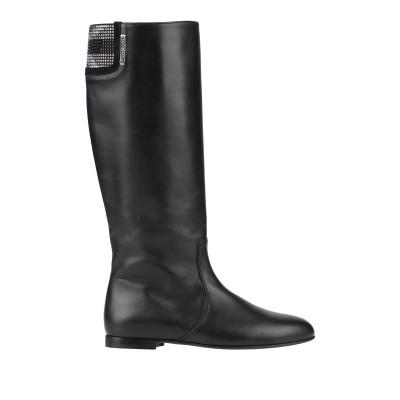 RICHMOND ブーツ ブラック 36 革 ブーツ