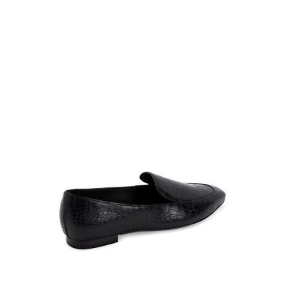 ドルチェヴィータ レディース サンダル シューズ Hiro Loafer Flat BLACK