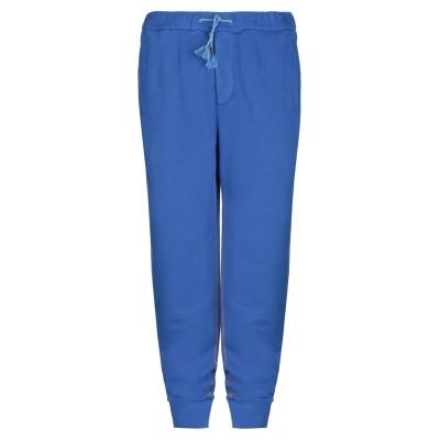 マルニ MARNI パンツ ブライトブルー 50 コットン 100% / ポリウレタン パンツ