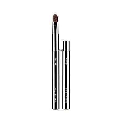 熊野筆(化粧筆) 竹宝堂 携帯用シリーズ アイシャドーブラシ 灰リス/イタチ K-3 メイクブラシ