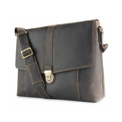 Visconti Unisex's 16129 Briefcase, Brown, One size 並行輸入品