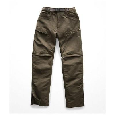 (取寄)ノースフェイス メンズ パラマウント トレイル コンバーチブル パンツ The North Face Men's Paramount Trail Convertible Pant New Taupe Gree 送料無料