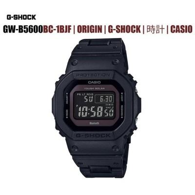 CASIO G-SHOCK カシオ ジーショック(GW-B5600BC-1BJF)(BLACK) 即納商品 国内正規品 腕時計 メンズ 男性用 時計 ウォッチ タフソーラー 防水 Gショック GSHOCK
