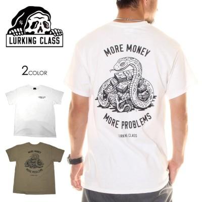 LURKING CLASS ラーキングクラス Tシャツ メンズ PROBLEMS TEE 2020春夏