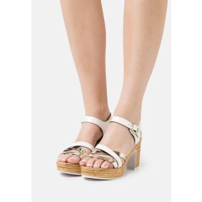 タタイタリア レディース 靴 シューズ Platform sandals - pink/platinum