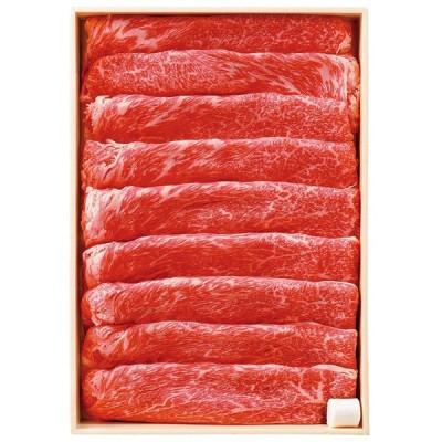 鹿児島県産黒毛和牛すき焼き用〔肩肉1.1kg〕