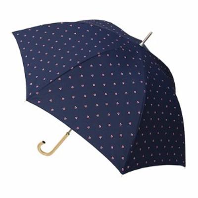 w.p.c×東急ハンズ 長傘 ハート 58cm ネイビー│レインウェア・雨具 日傘