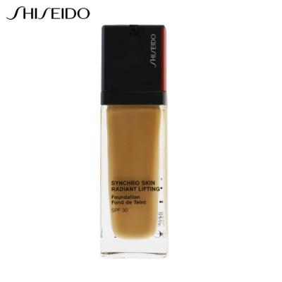資生堂 リキッドファンデーション Shiseido Synchro Skin Radiant Lifting Foundation SPF30 #410 Sunstone 30ml