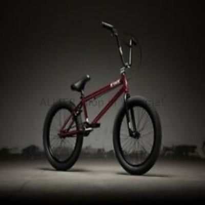 BMX 2019キンクホイップ -  BMXバイク -  BMX自転車 -  20インチ - グロスラズベリーレッド  2019
