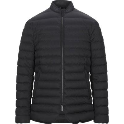アルマーニ EMPORIO ARMANI メンズ ダウン・中綿ジャケット アウター down jacket Black