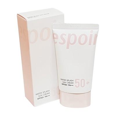 【ESPOIR エスポア】 ウォータースプラッシュサンクリーム 60ml / Water Splash Sun Cream / SPF50+ PA+++