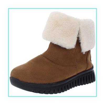 【新品】ILSE JACOBSEN Women's Tulip 6075 Ankle Boot (Tannin, 6.5-7 M US/37 EU)(並行輸入品)