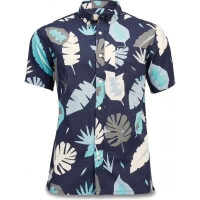 ダカイン Dakine メンズ トップス Poipu Woven Shirt Abstract Palm