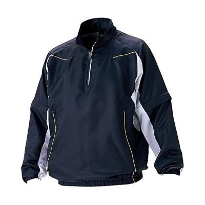 ZETT(ゼット) BOV515 サイズ:XO カラー:2911 2ウェイハーフジップジャンパー