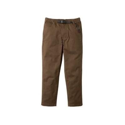 GRAMICCI グラミチ W'S TAPERED PANTS / ウィメンズテーパードパンツ / 0157-FDJ BROWN