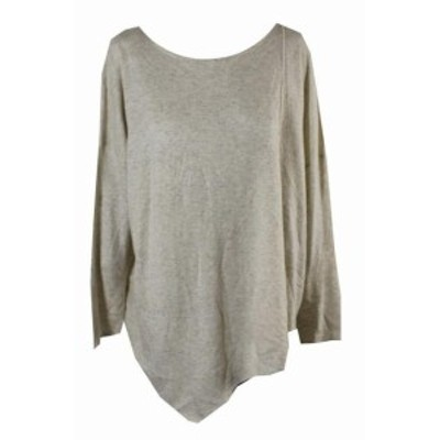ファッション トップス Inc International Concepts Beige Asymmetrical Tunic Sweater XXL