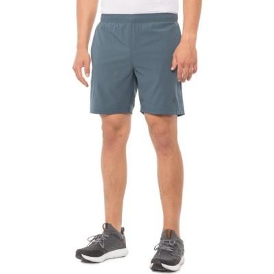 レイヤー エイト Layer 8 メンズ ショートパンツ ボトムス・パンツ Stretch Woven Shorts - 7 Orion Blue