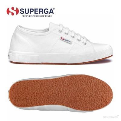 スニーカー レディース スペルガ  2750-PLUS COTU 22.5-25.5cm 靴 国内正規販売店 SUPERGA