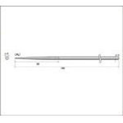 ナカニシ ダイヤモンドヤスリ【57135】(電動工具・油圧工具・マイクログラインダー)