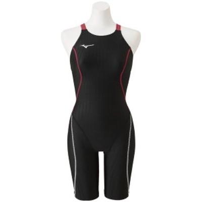 MIZUNO(ミズノ) STREAM ACE ハーフスーツ(レースオープンバック) スイム 競技水着 レディース N2MG022497
