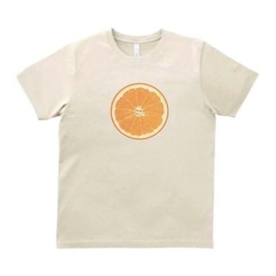 オレンジ 食べ物・飲み物・野菜 Tシャツ サンド