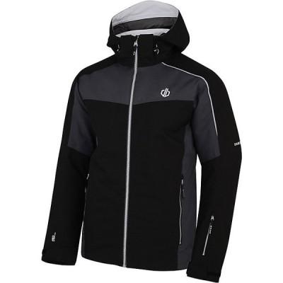 デアツービー ジャケット&ブルゾン メンズ アウター Dare 2B Men's Intermit Jacket Black / Ebony