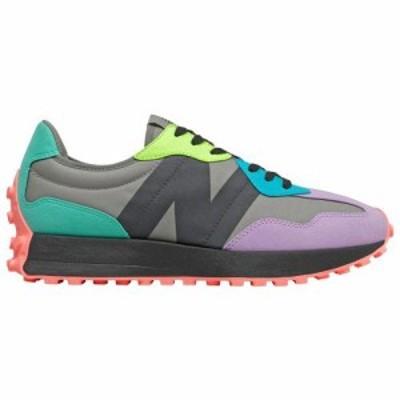 (取寄)ニューバランス メンズ シューズ 327 New Balance Men's Shoes 327 Yellow Black