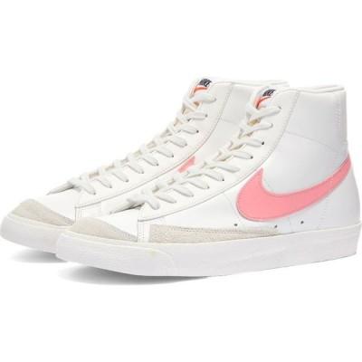 ナイキ Nike レディース スニーカー シューズ・靴 blazer mid 77 w White/Pulse/Black