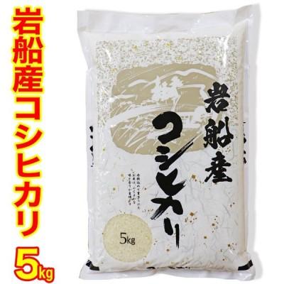 お米 米 岩船産コシヒカリ 5kg 令和2年産 送料無料 特A 単一原料米 精米 白米 新潟県 こしひかり 新潟 沖縄は送料かかります