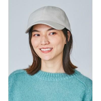 OVERRIDE / OVERRIDE UPCYCLE WO CAP SG WOMEN 帽子 > キャップ
