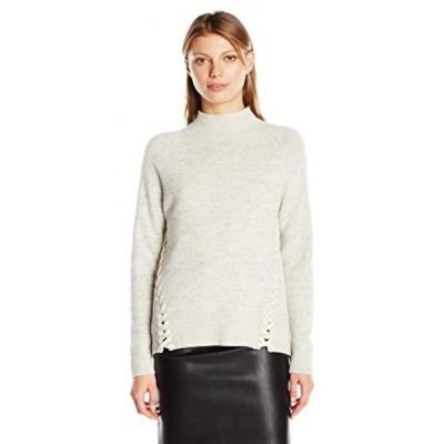 レベッカ テイラー レディース セーター(プルオーバー型) Rebecca Taylor Women's Pullover W/Lacing