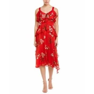 taylor テイラー ファッション ドレス Taylor Midi Dress