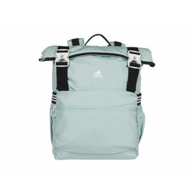 アディダス バックパック・リュックサック バッグ レディース Yola II Backpack Green Tint/Black/White