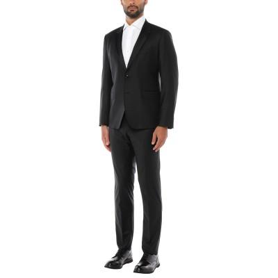 ブライアン デールズ BRIAN DALES スーツ ブラック 52 ウール 86% / ナイロン 10% / ポリウレタン® 4% スーツ