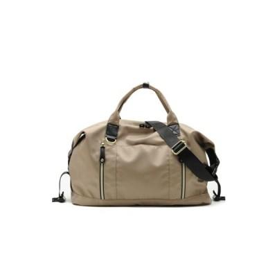SAVOY サボイ SM17290402 少し光沢のあるナイロン素材のボストンバッグ