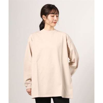 tシャツ Tシャツ Shinzone シンゾーン【L】HI-NECK LONG T-SHIRTS 20SMSCU09